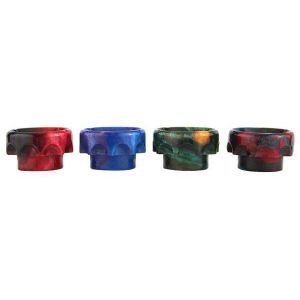 24mm RDA Resin Drip Tip - Style 108