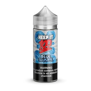 Bulk Blue Slushie 100ml Vape Liquid by Keep It 100