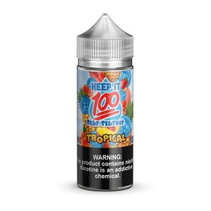 Blue Slushie Tropical 100ml E-Juice by Keep It 100