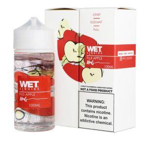 Wet Liquids Fuji Apple