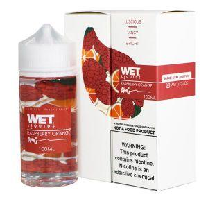 Wet Liquids Raspberry Orange