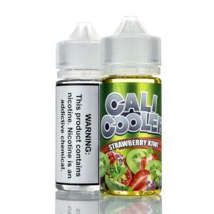Cali Cooler Strawberry Kiwi 100ml E-Liquid by the Mamasan