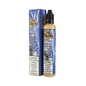 Gilla Coil Glaze Berry Bluez