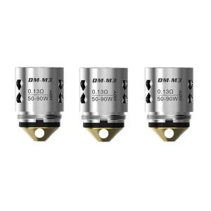 Ijoy DM-M3 Mesh Replacement Coil - 3 Pack - 0.13 ohm