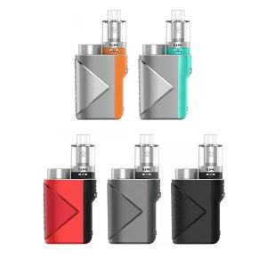 GeekVape Lucid 80W with Lumi Mesh Tank Kit Colors