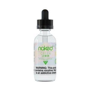 Green Lemon 60ml Naked 100 E-Liquid