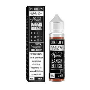 Charlie's Chalk Dust Head Bangin' Boogie
