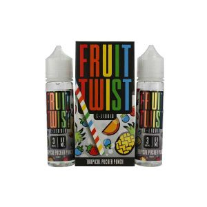 Fruit Twist - Tropical Pucker Punch - 2 Pack