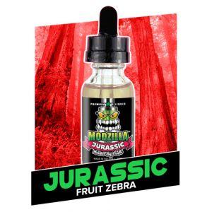 Modzilla Jurassic Fruit Zebra