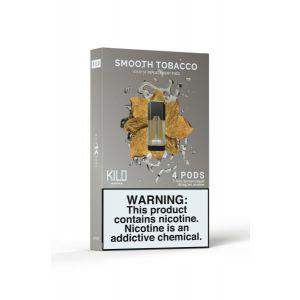 Kilo 1K Smooth Tobacco - 4 Pack