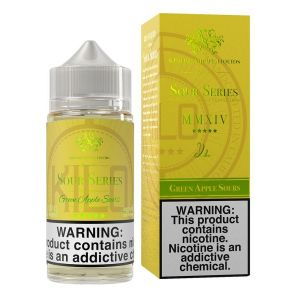 Green Apple Sours E-Juice 100ml - Kilo Sour Vape Liquid