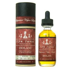 Five Pawns Red Isolani