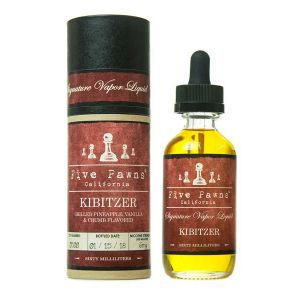 Five Pawns Red Kibitzer