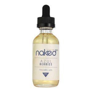 Naked 100 Cream Azul Berries 60ml Vape Liquid