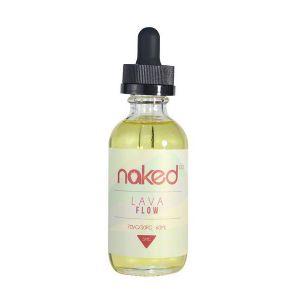 Lava Flow 60ml Vape Juice by Naked 100