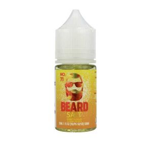 Beard Vape No. 71 Nicotine Salt