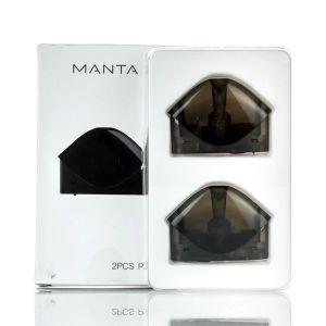 Perkey Manta Replacement Cartridge - 2 Pack
