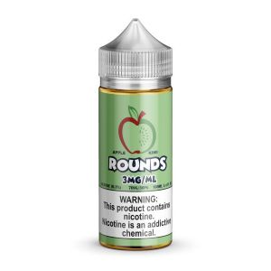 Rounds Apple Kiwi