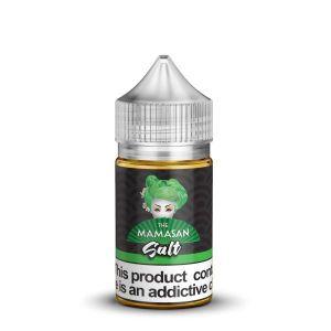 Mama Melon Salt 30ml E-Liquid - The Mamasan Nicotine Salts
