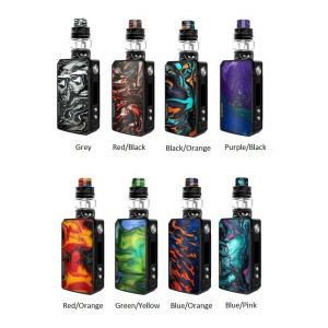 VooPoo Black Frame Drag 2 Kit 177W Resin