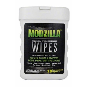Modzilla Metal Polishing Wipes