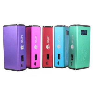 Lotus Jellyfish Authentic Box Mod