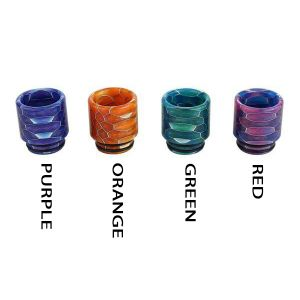 TFV8 TFV12 Style Resin Drip Tip - Style 116B