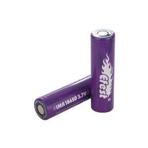 Efest IMR 35A 18650 Flat Top Battery 3000 mAh -2 pack