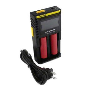 Nitecore D2 Digicharger Battery Charger