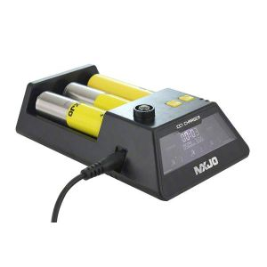 MXJO CCI Inteligent Charger LCD 3-bay