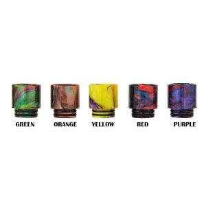 TFV8 TFV12 Resin Drip Tip - Style 143