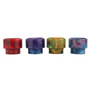 24mm RDA Resin Drip Tip - Style 107