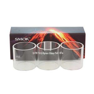 Smok TFV12 Glass Tube - 3 Pack