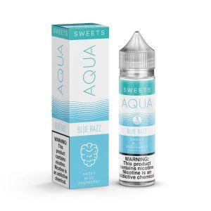 Aqua Sweet Blue Razz