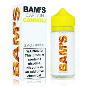 Bam's Cannoli Captain Cannoli