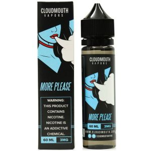Cloudmouth Vapors More Please