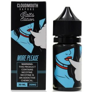 Cloudmouth Vapors Salts More Please