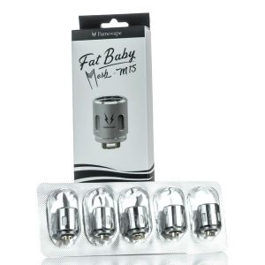 FamoVape Fat Baby Mesh M15 Replacement Coil - 5 Pack