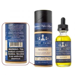 Five Pawns Blue Magnus