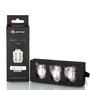 GeekVape Aegis Mesh Mellow X1 Replacement Coil - 3 Pack