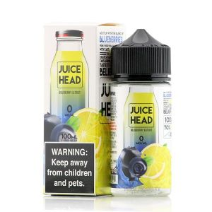 Juice Head Blueberry Lemon