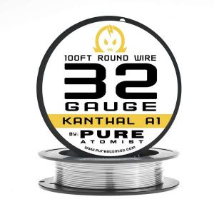 Pure Atomist Kanthal Wire A1 - 100 ft