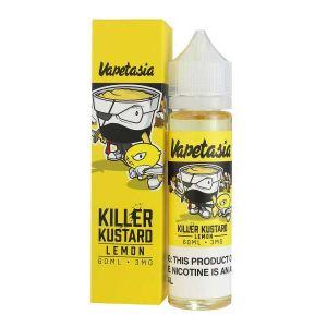Vapetasia Killer Kustard Lemon