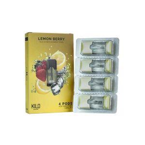 Kilo 1K Lemonberry - 4 Pack