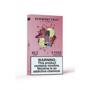 Kilo 1K Dewberry Fruit - 4 Pack