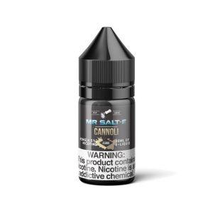 Mr. Salt-E Cannoli