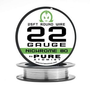 Pure Atomist Nichrome 80 - 25 ft