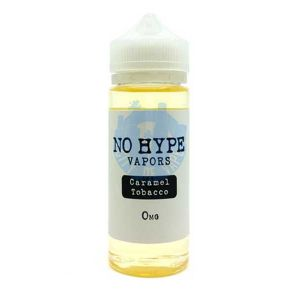 No Hype Caramel Tobacco