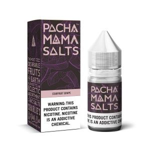 Pachamama Salts Starfruit Grape