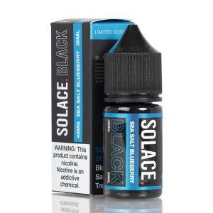 Solace Black Salts Sea Salt Blueberry